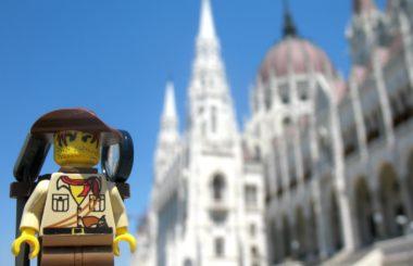 Hungary: Budapest (Lego & Travel)