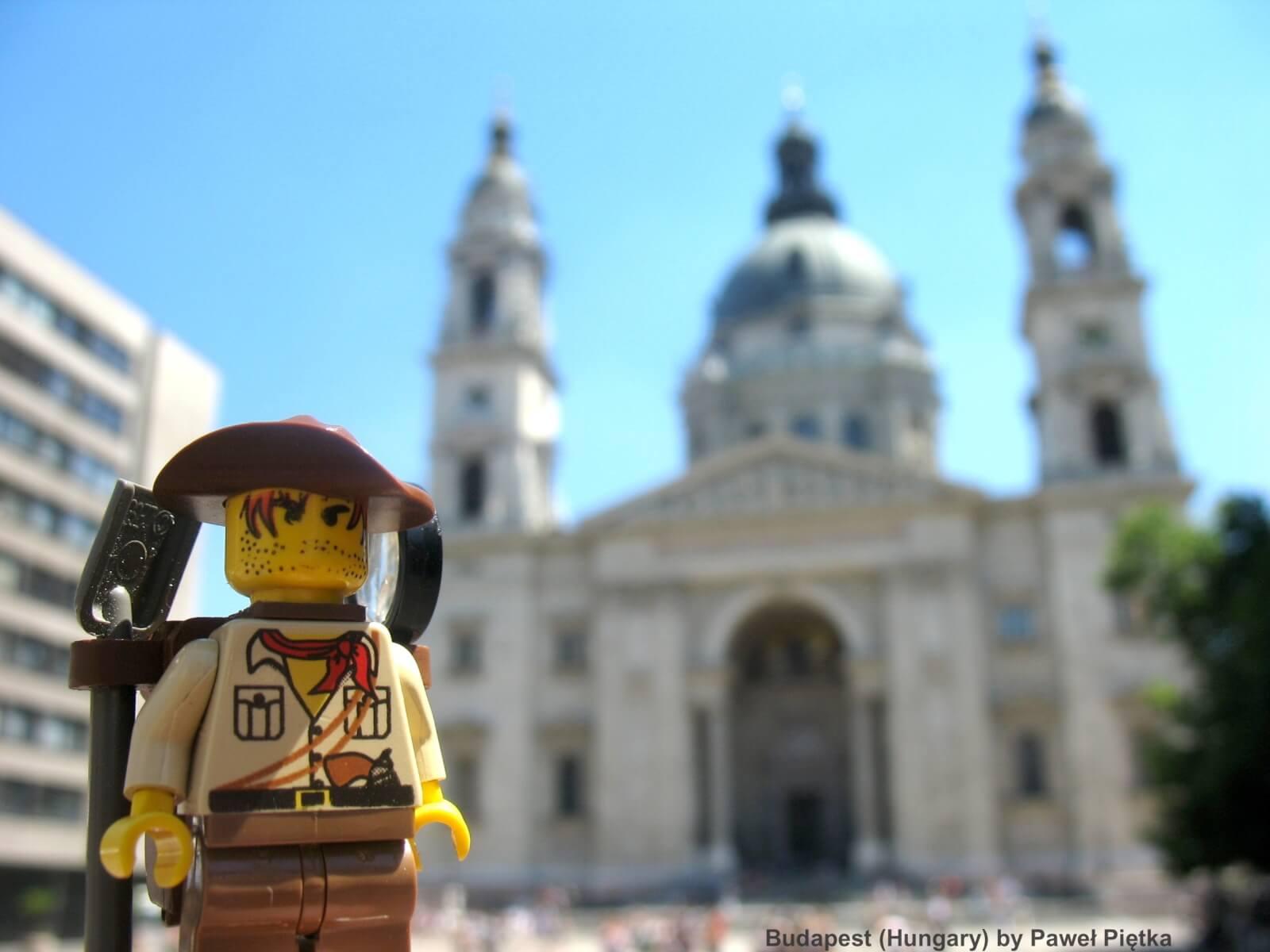 Budapest (Hungary) - Saint Stephen's Basilica