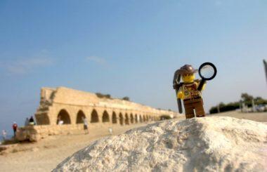 Israel: Caesarea (Lego & Travel)