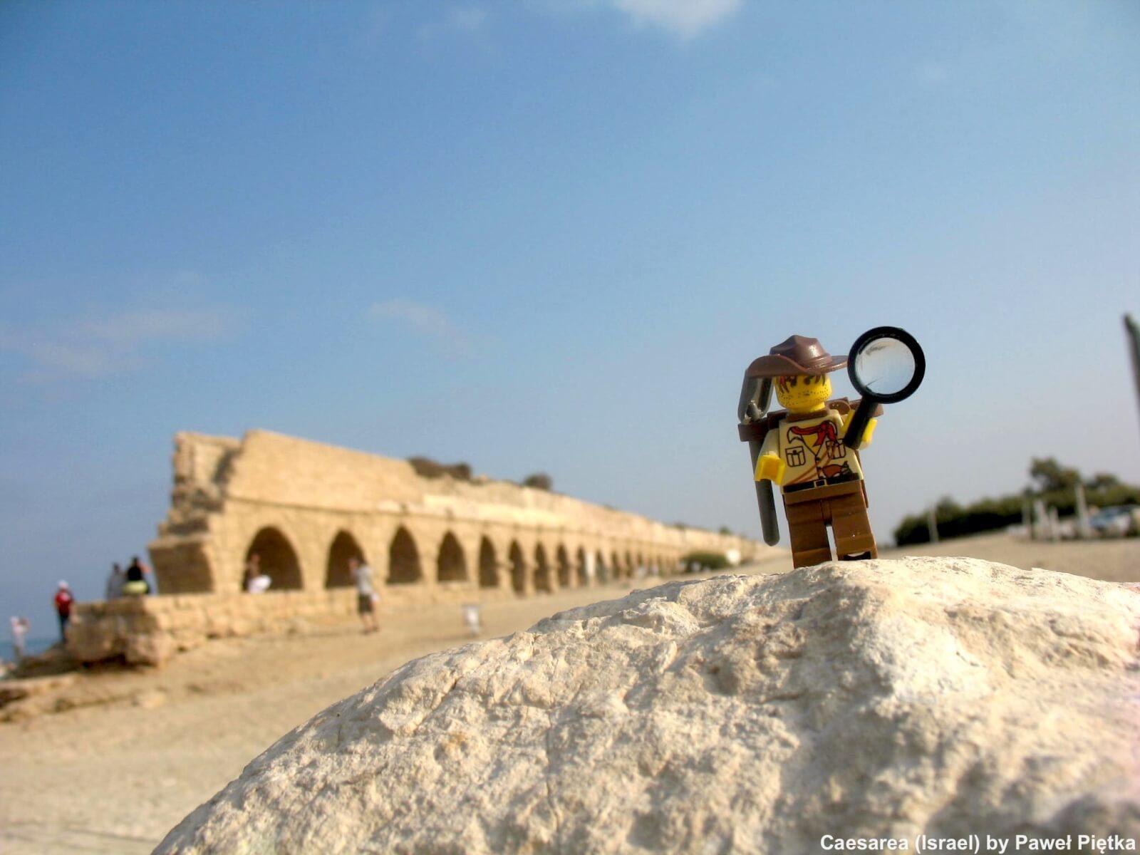 Caesarea (Israel) - Aqueduct