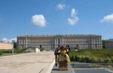 Italy: Caserta (Lego & Travel)