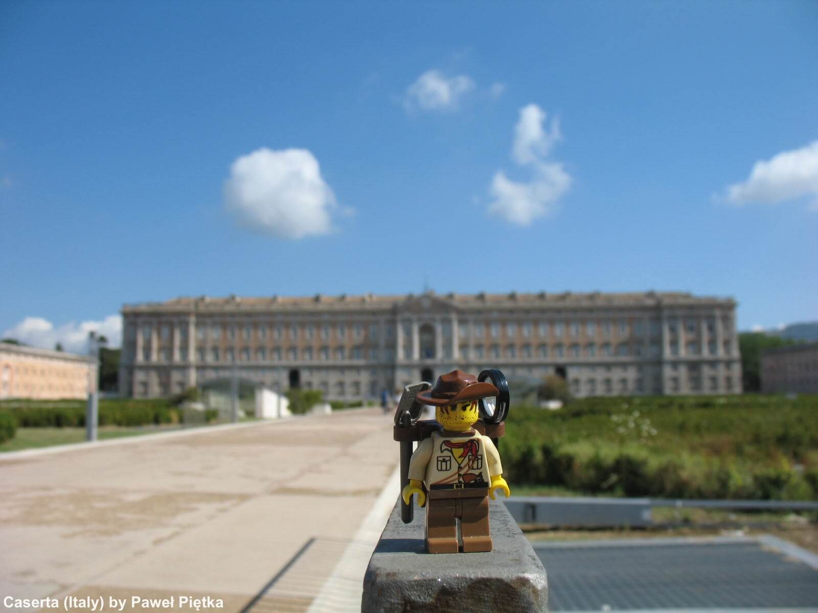 Caserta (Italy) - Royal Palace of Caserta