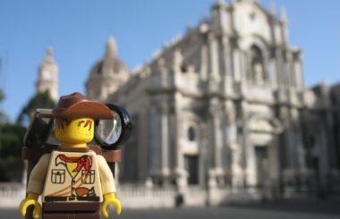 Italy: Catania, Sicily (Lego & Travel)