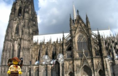 Germany: Cologne (Lego & Travel)