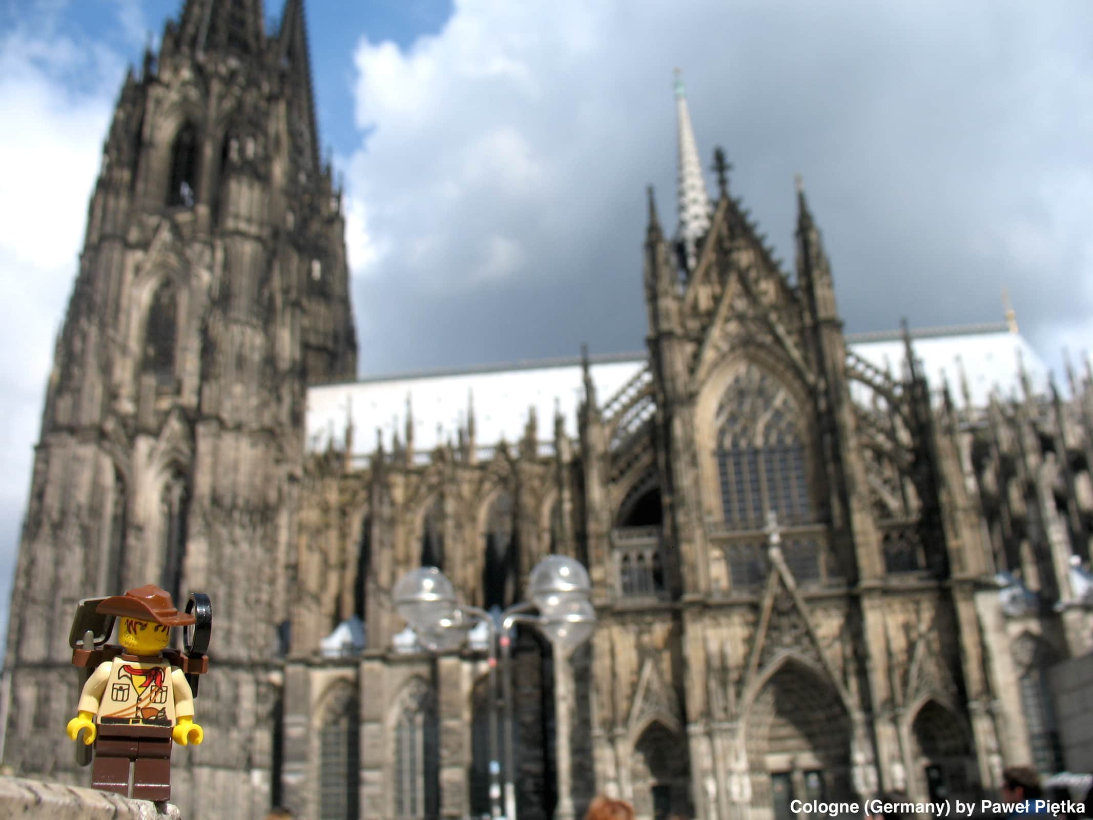 Cologne (Germany) - Cathedral of St Peter