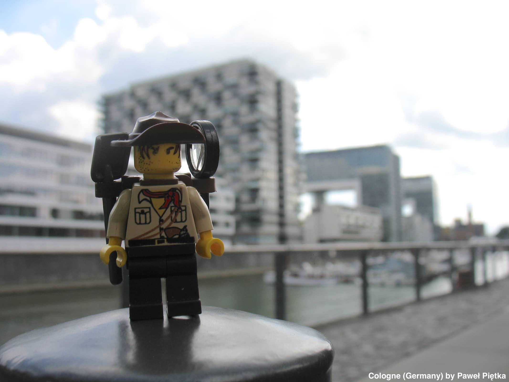 Cologne (Germany) - Rheinau harbour