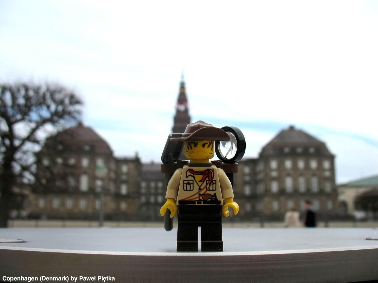 Copenhagen (Denmark) - Christiansborg Palace