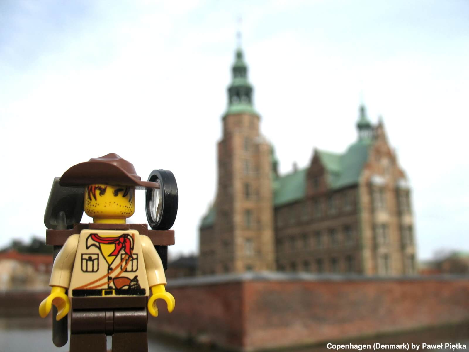 Copenhagen (Denmark) - Rosenborg Castle 2