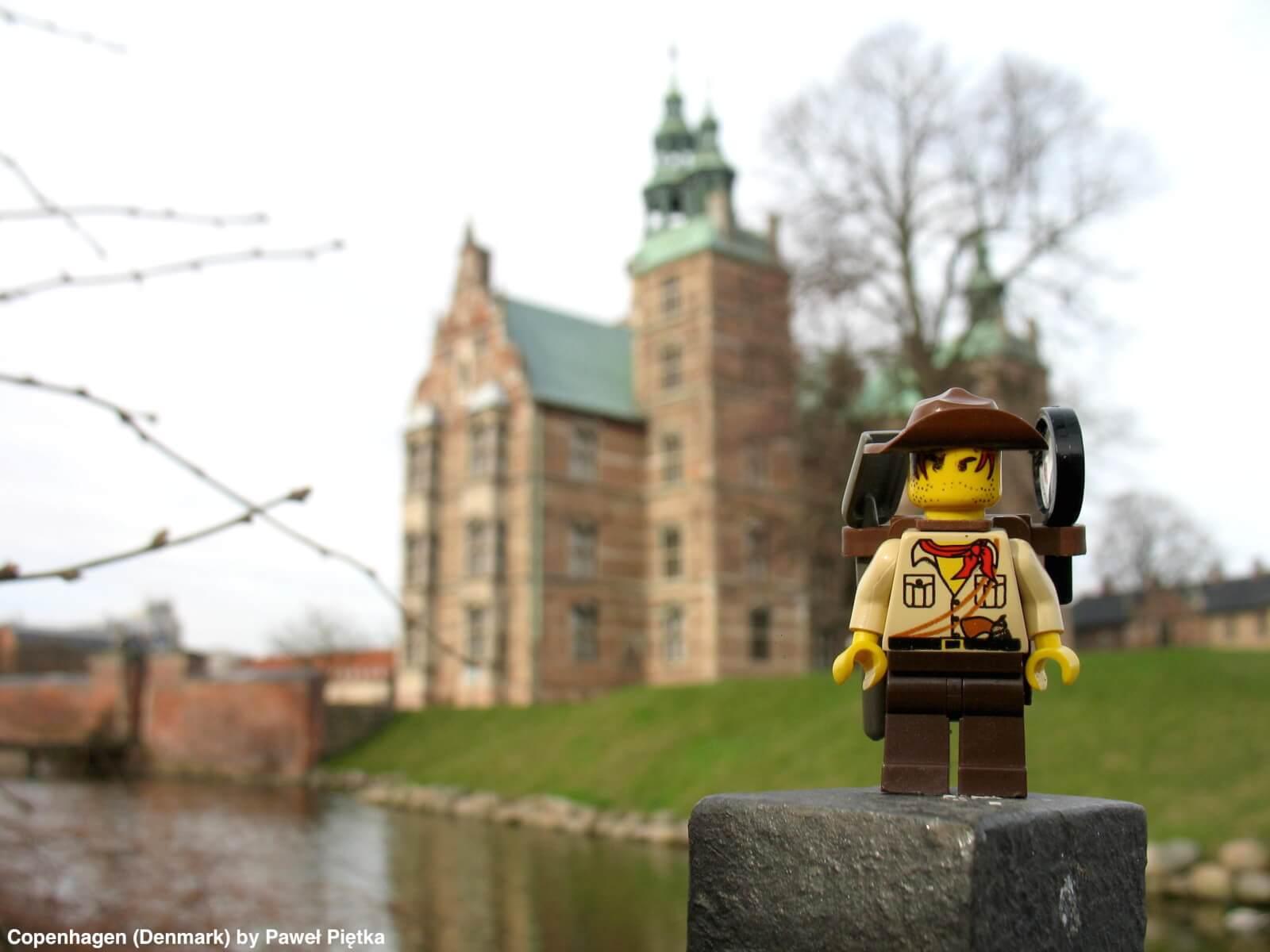 Copenhagen (Denmark) - Rosenborg Castle
