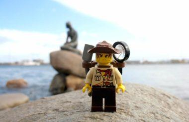 Denmark: Copenhagen (Lego & Travel)