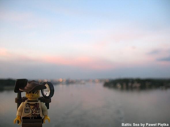 Cruising the Baltic Sea 1