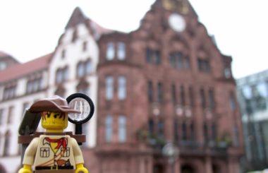 Germany: Dortmund (Lego & Travel)