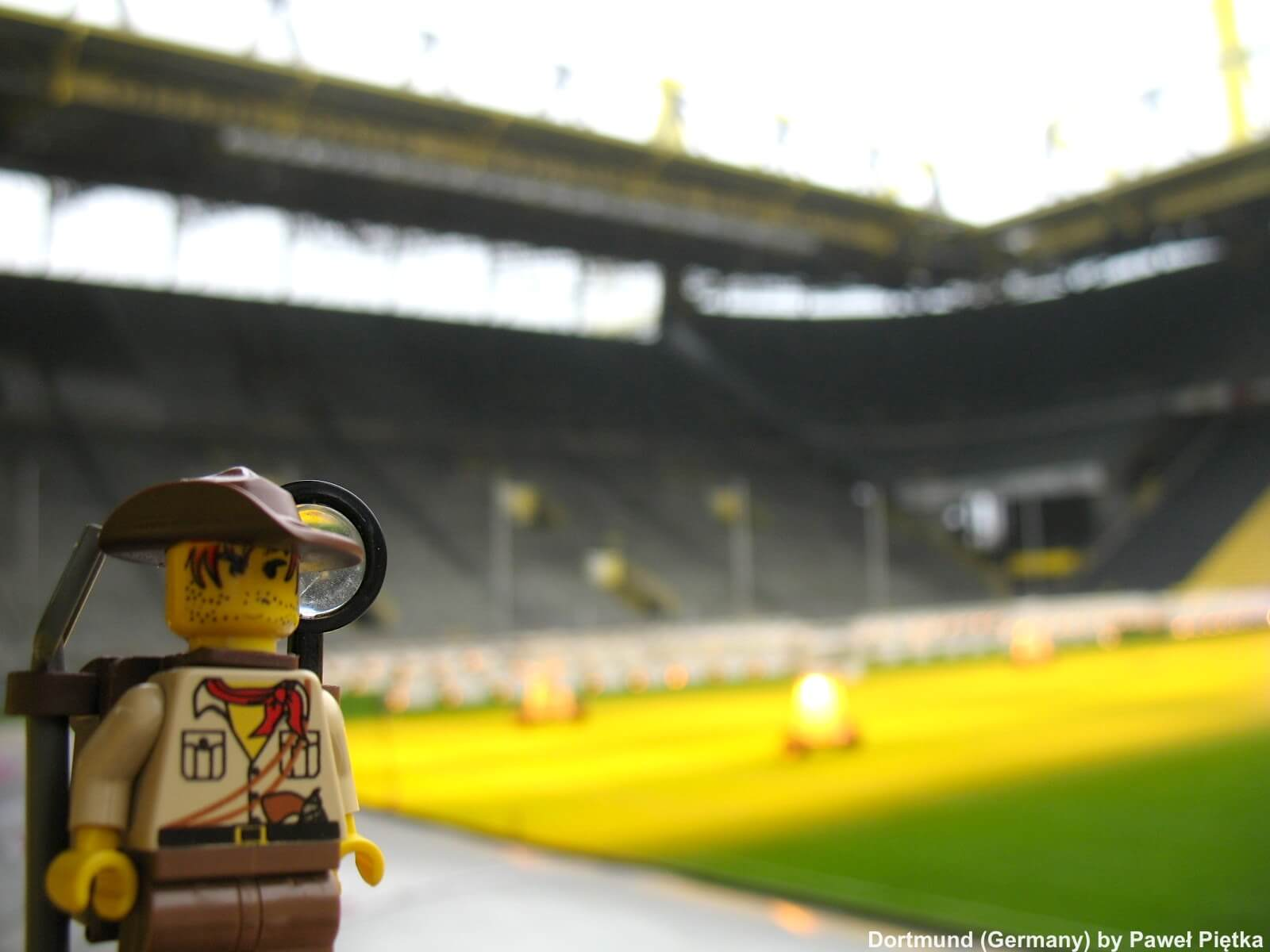 Dortmund (Germany) - Westfalenstadion
