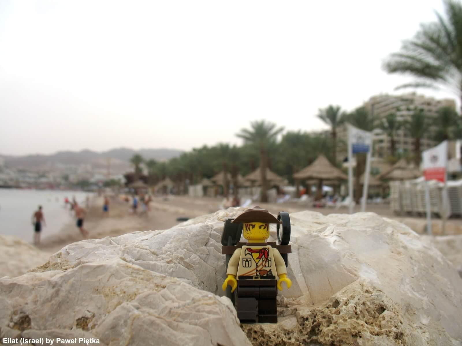 Eilat (Israel) - Beach