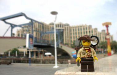 Israel: Eilat (Lego & Travel)