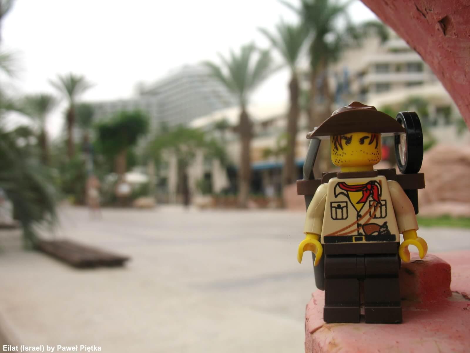 Eilat (Israel) - Promenande