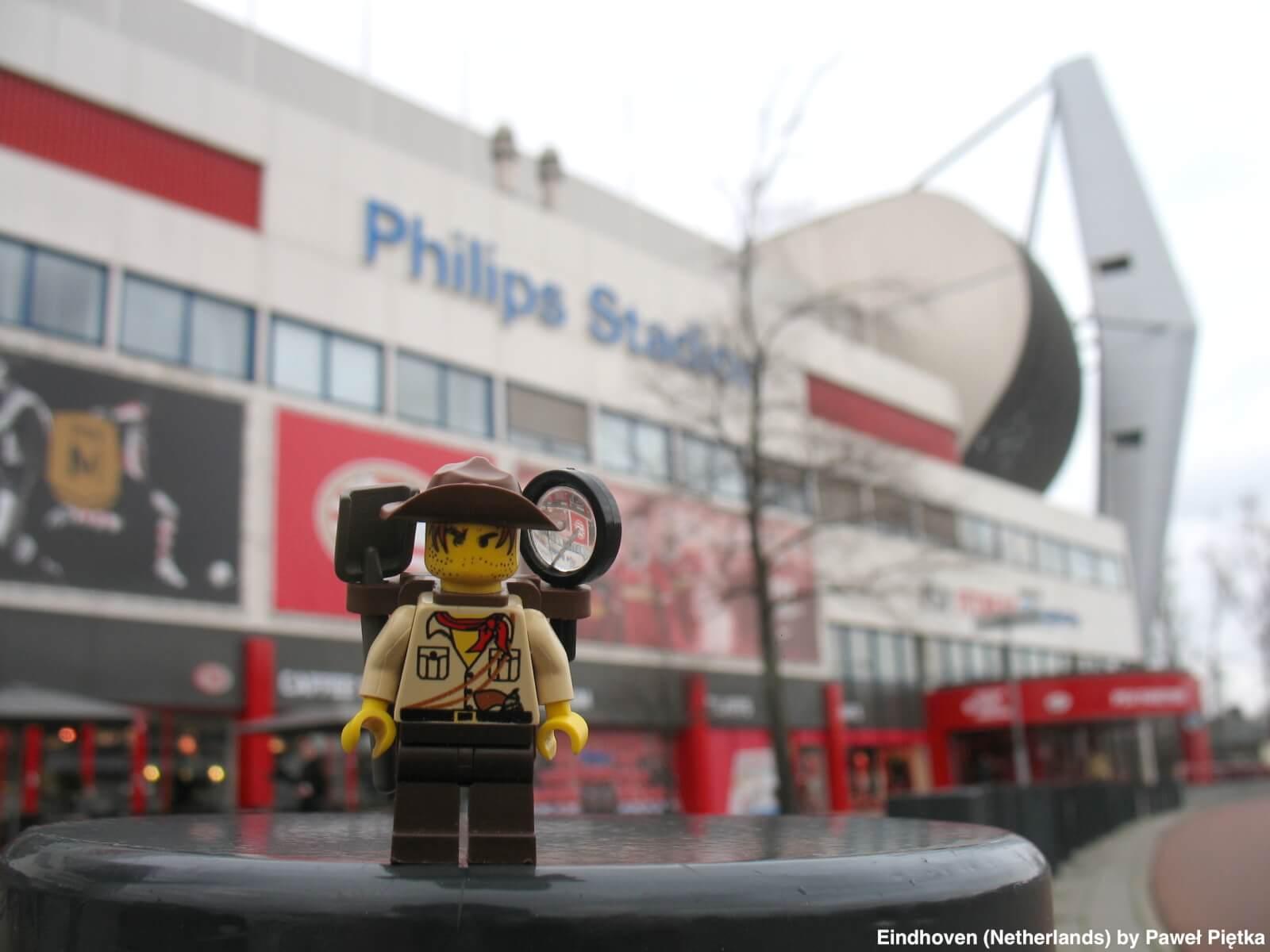 Eindhoven (Netherlands) - Philips Stadion