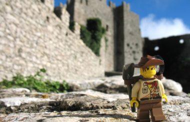 Italy: Erice, Sicily (Lego & Travel)