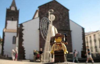 Portugal: Funchal, Madeira (Lego & Travel)