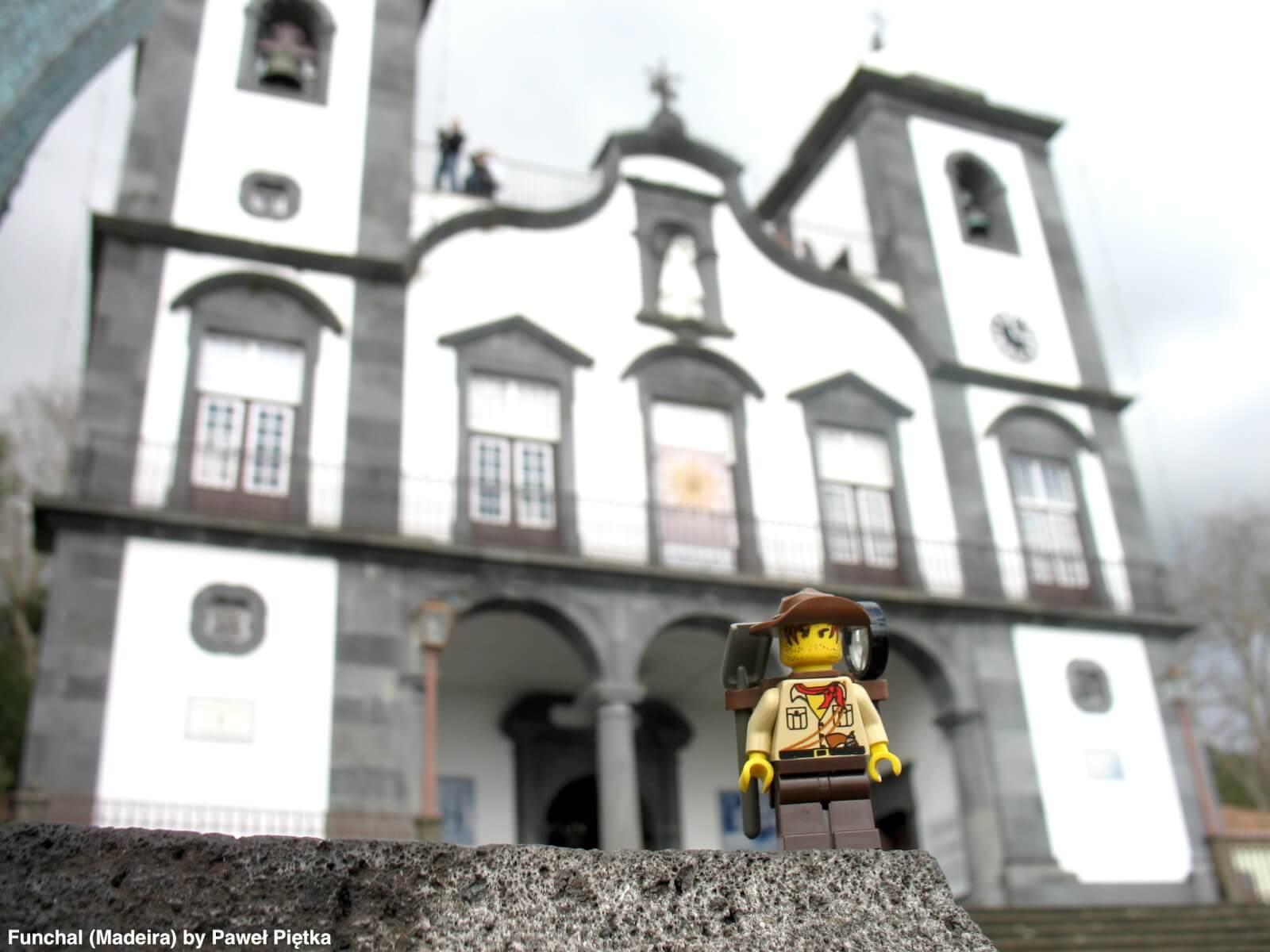 Funchal (Madeira) - Nossa Senhora do Monte