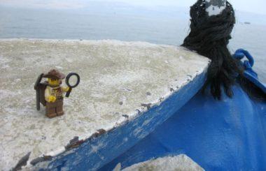 Israel: Galilee (Lego & Travel)