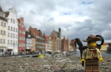 Poland: Gdansk (Lego & Travel)
