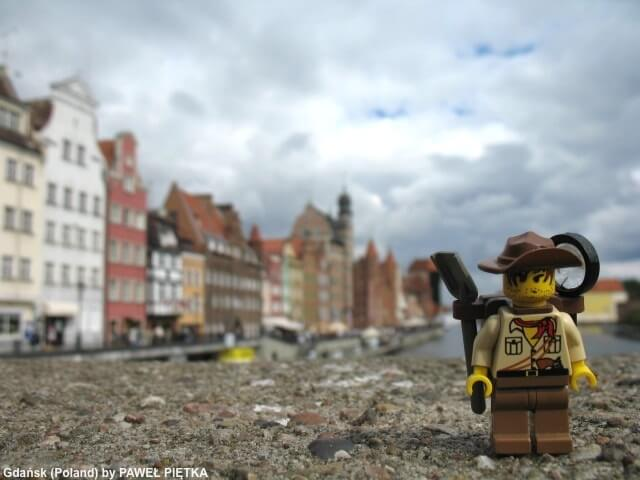 Gdansk's Old Town (Poland)