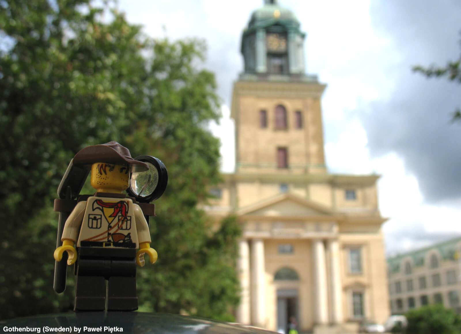 Gothenburg (Sweden) - Cathedral