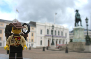 Sweden: Gothenburg (Lego & Travel)