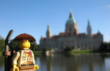 Germany: Hannover (Lego & Travel)