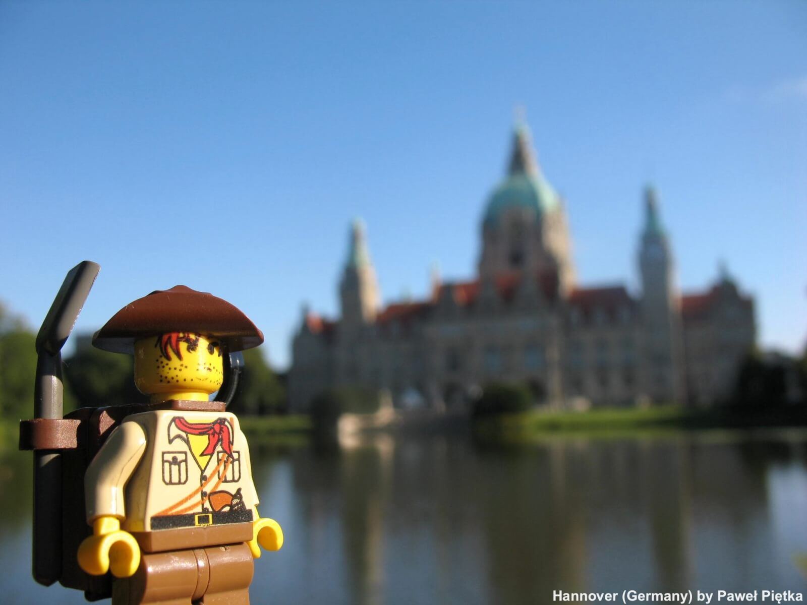 Hannover (Germany) - New Town Hall