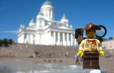Finland: Helsinki (Lego & Travel)