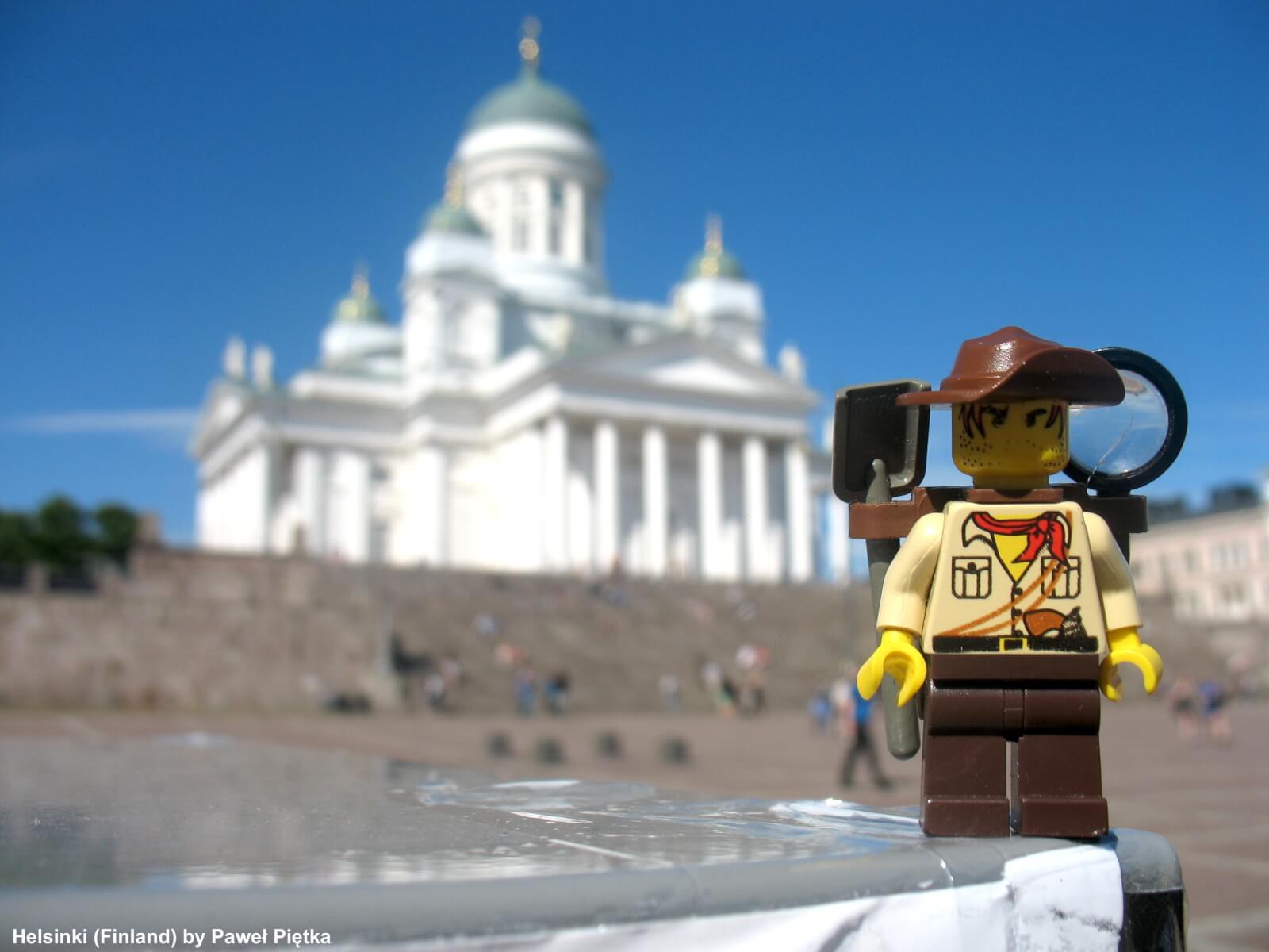 Helsinki (Finland) - Finnish Evangelical Lutheran Cathedral