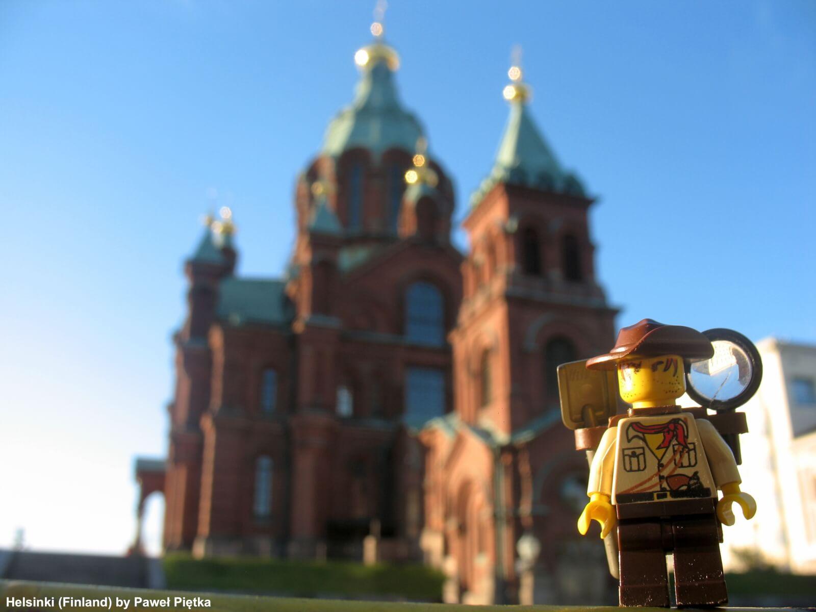 Helsinki (Finland) - Uspenski Orthodox Cathedral