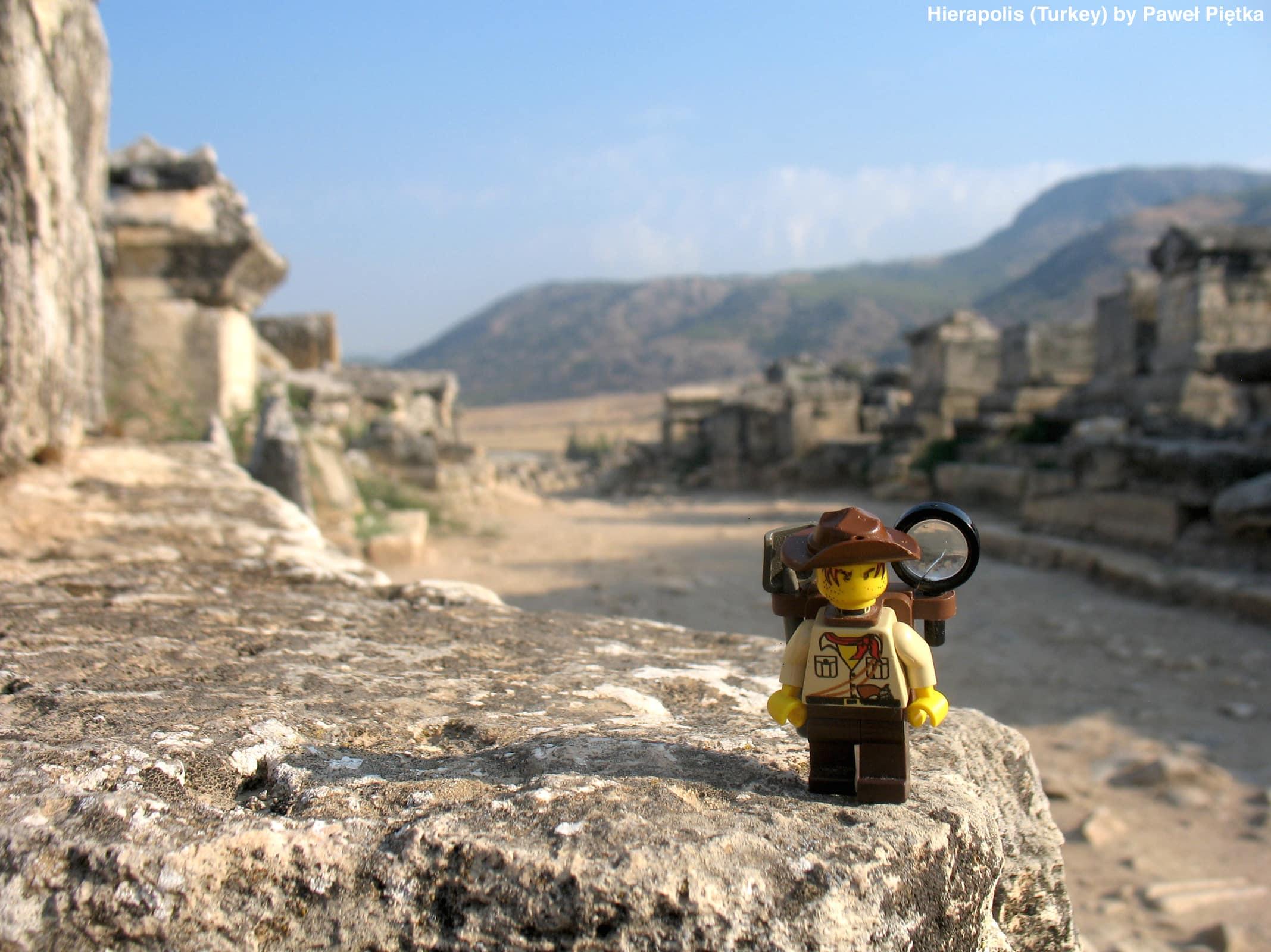 Hierapolis (Turkey) - Ruins 1