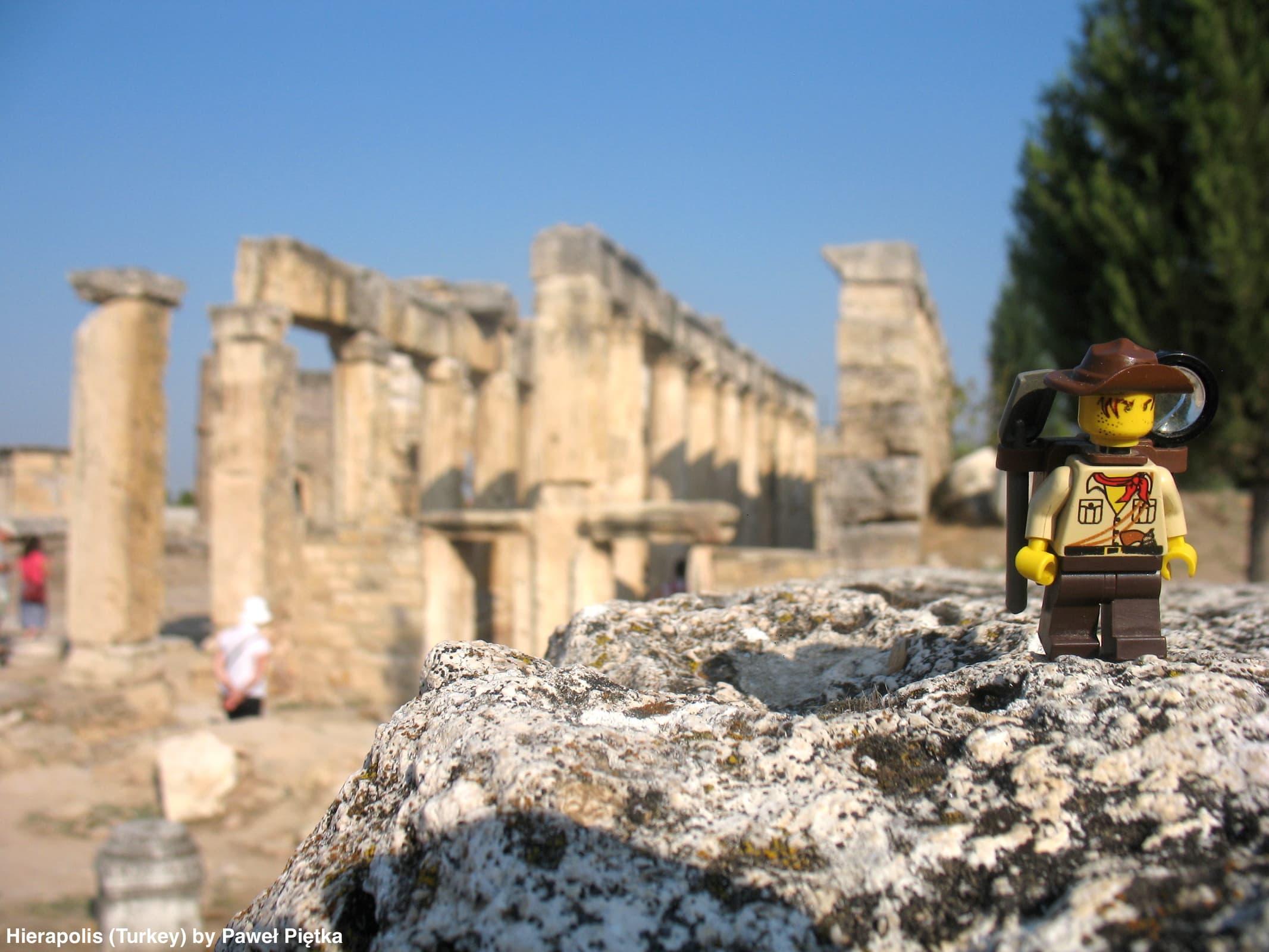 Hierapolis (Turkey) - Ruins 2