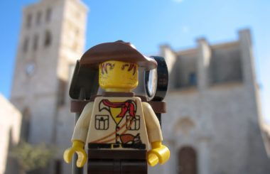 Spain: Ibiza (Lego & Travel)