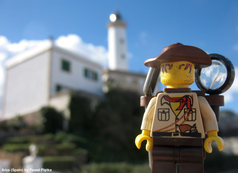 Ibiza (Spain) - Ibiza Lighthouse Far del Botafoc