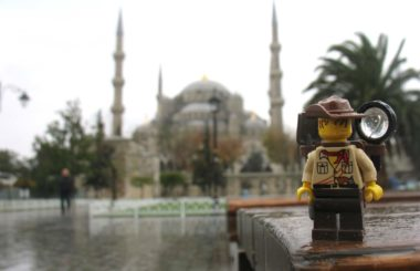 Turkey: Istanbul (Lego & Travel)