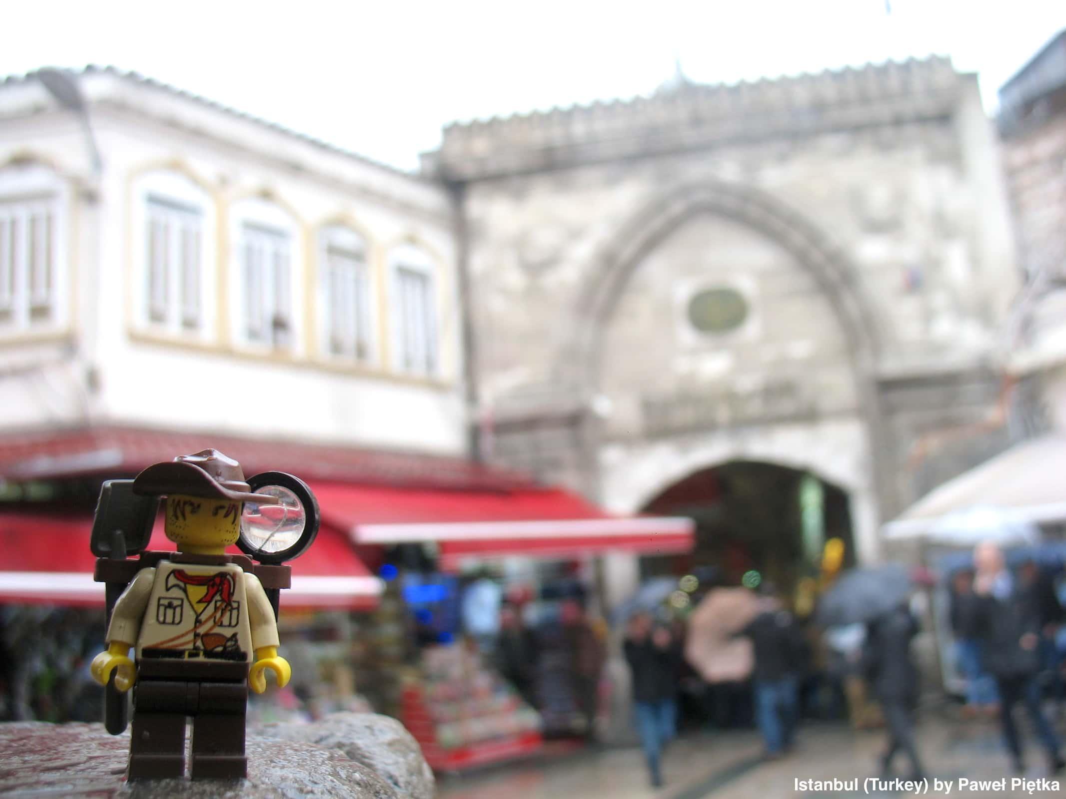 Istanbul (Turkey) - Grand Bazaar
