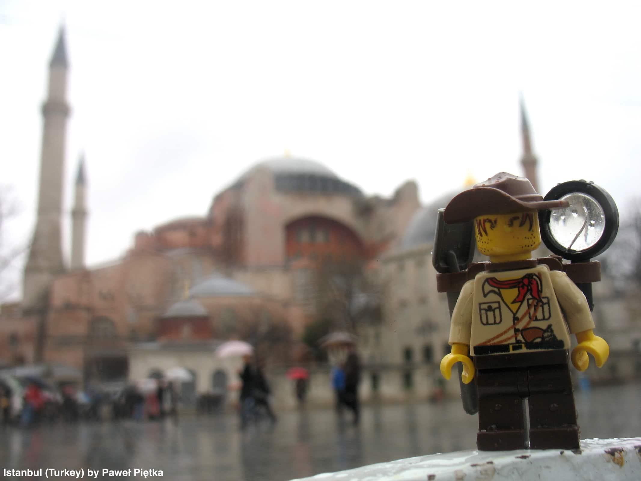 Istanbul (Turkey) - Hagia Sophia