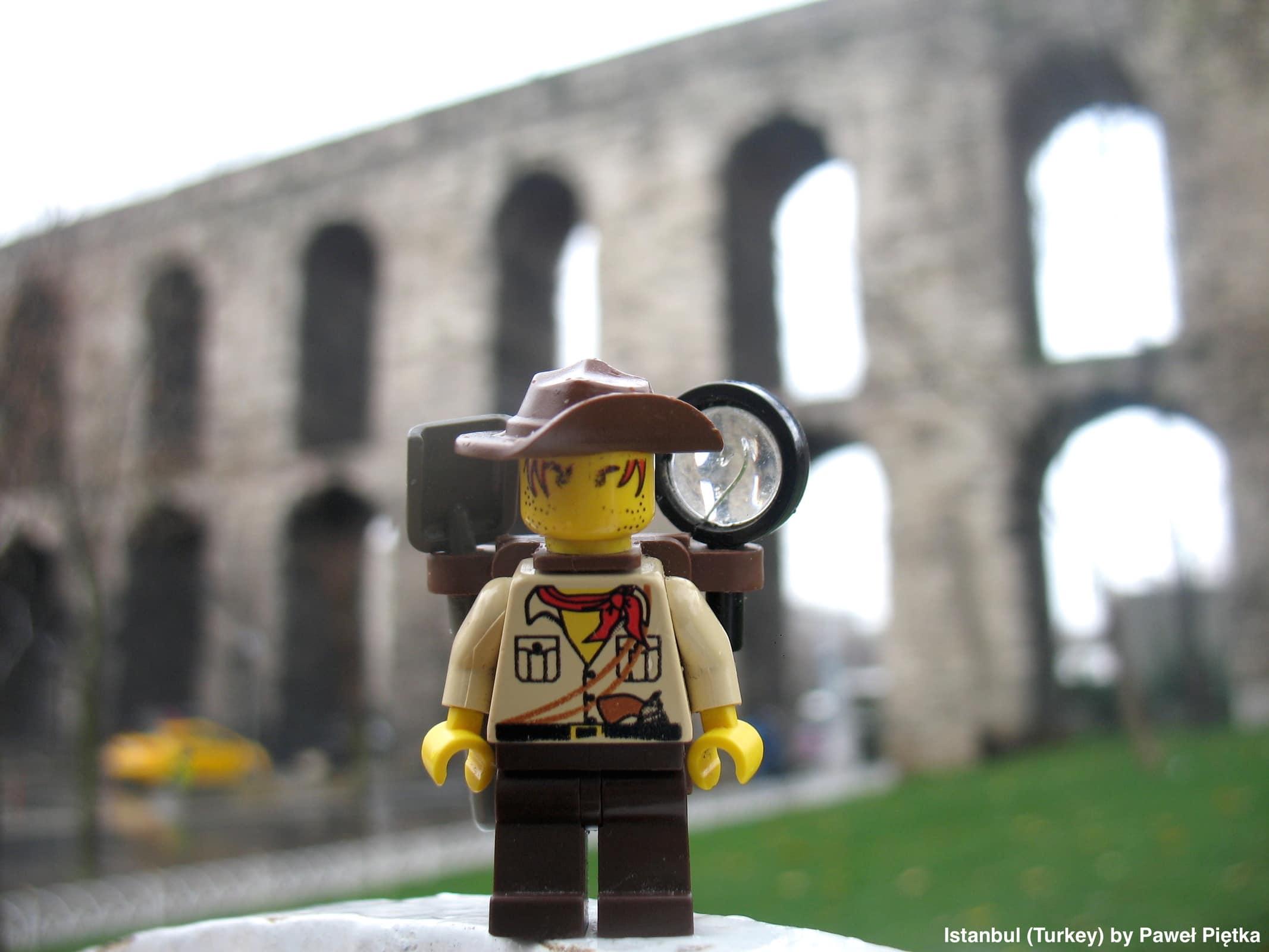 Istanbul (Turkey) - Valens Aqueduct