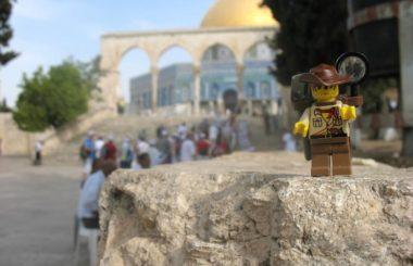 Israel: Jerusalem (Lego & Travel)