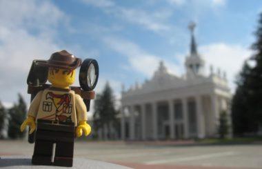 Ukraine: Kharkiv (Lego & Travel)