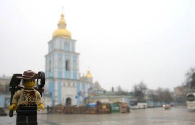 Ukraine: Kiev (Lego & Travel)
