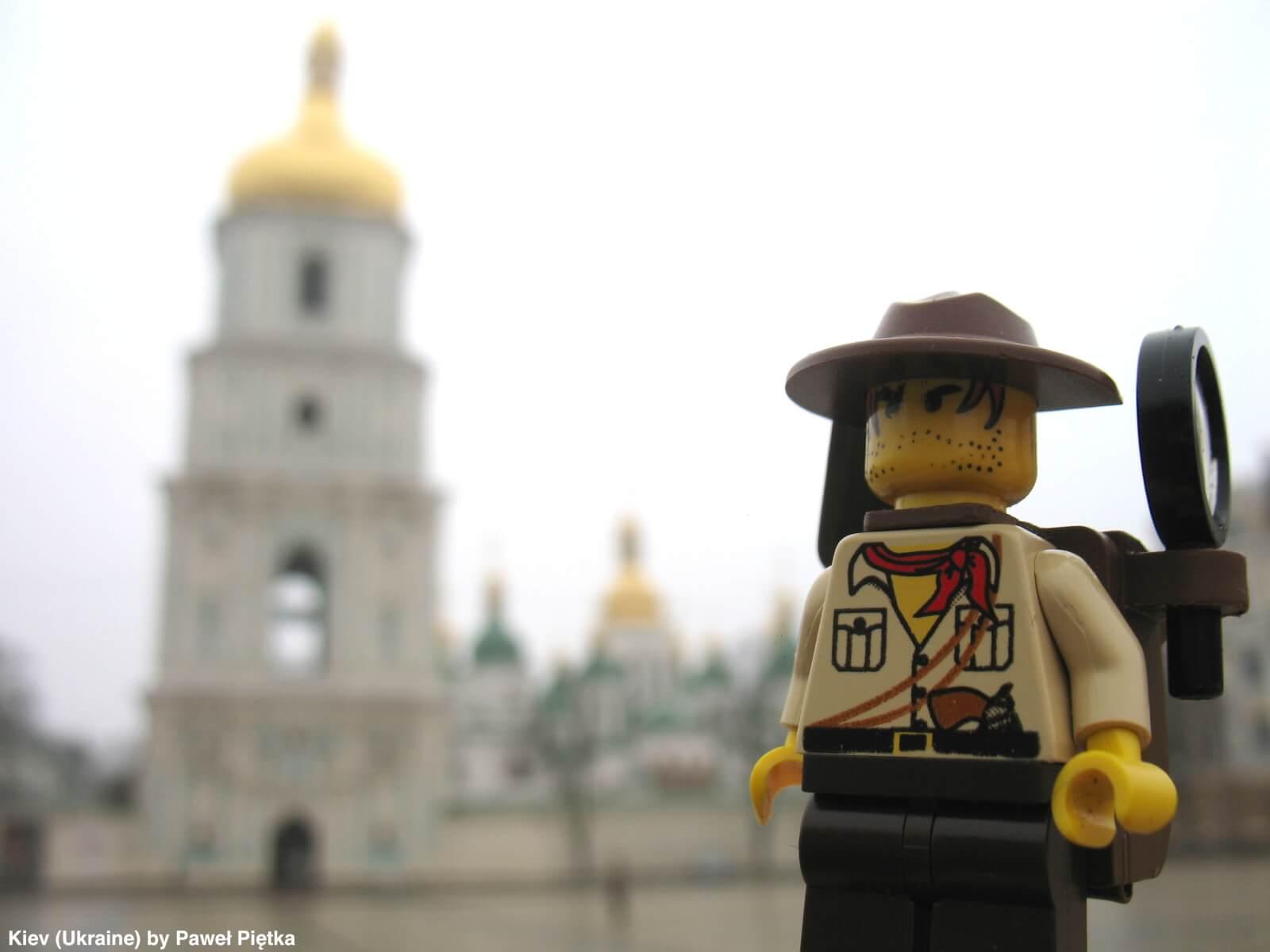 Kiev (Ukraine) - St Sophia Cathedral