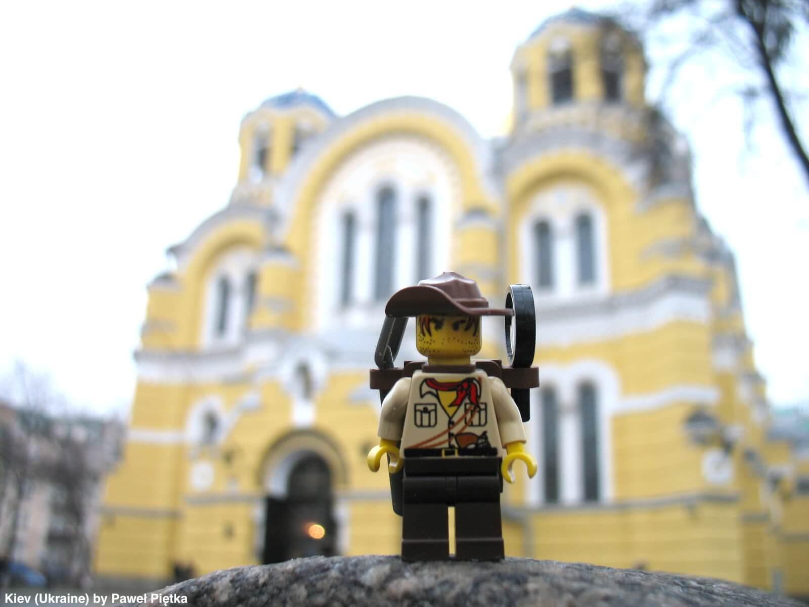 Kiev (Ukraine) - St Volodymyrs Cathedral