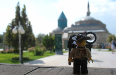Turkey: Konya (Lego & Travel)