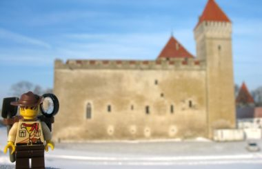 Estonia: Kuressaare (Lego & Travel)