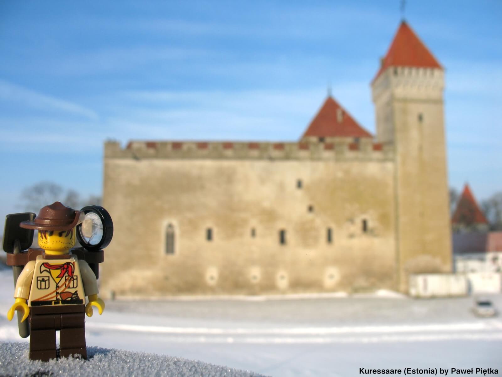 Kuressaare (Estonia) - Episcopal Castle